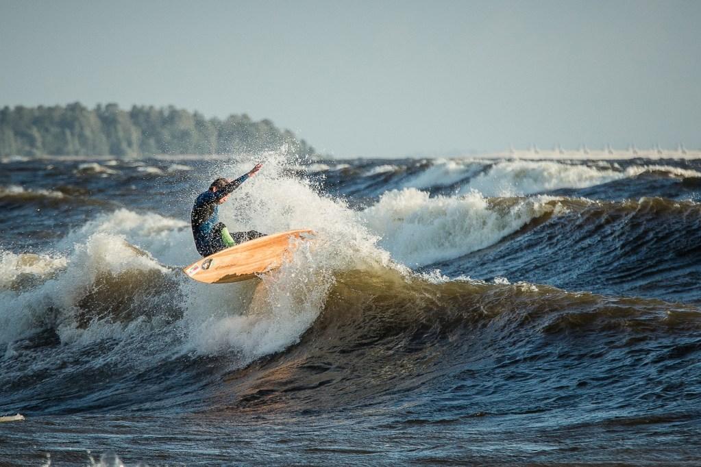 Серфинг в Питере — Сезон 2019
