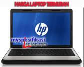 Harga Laptop Paling Murah