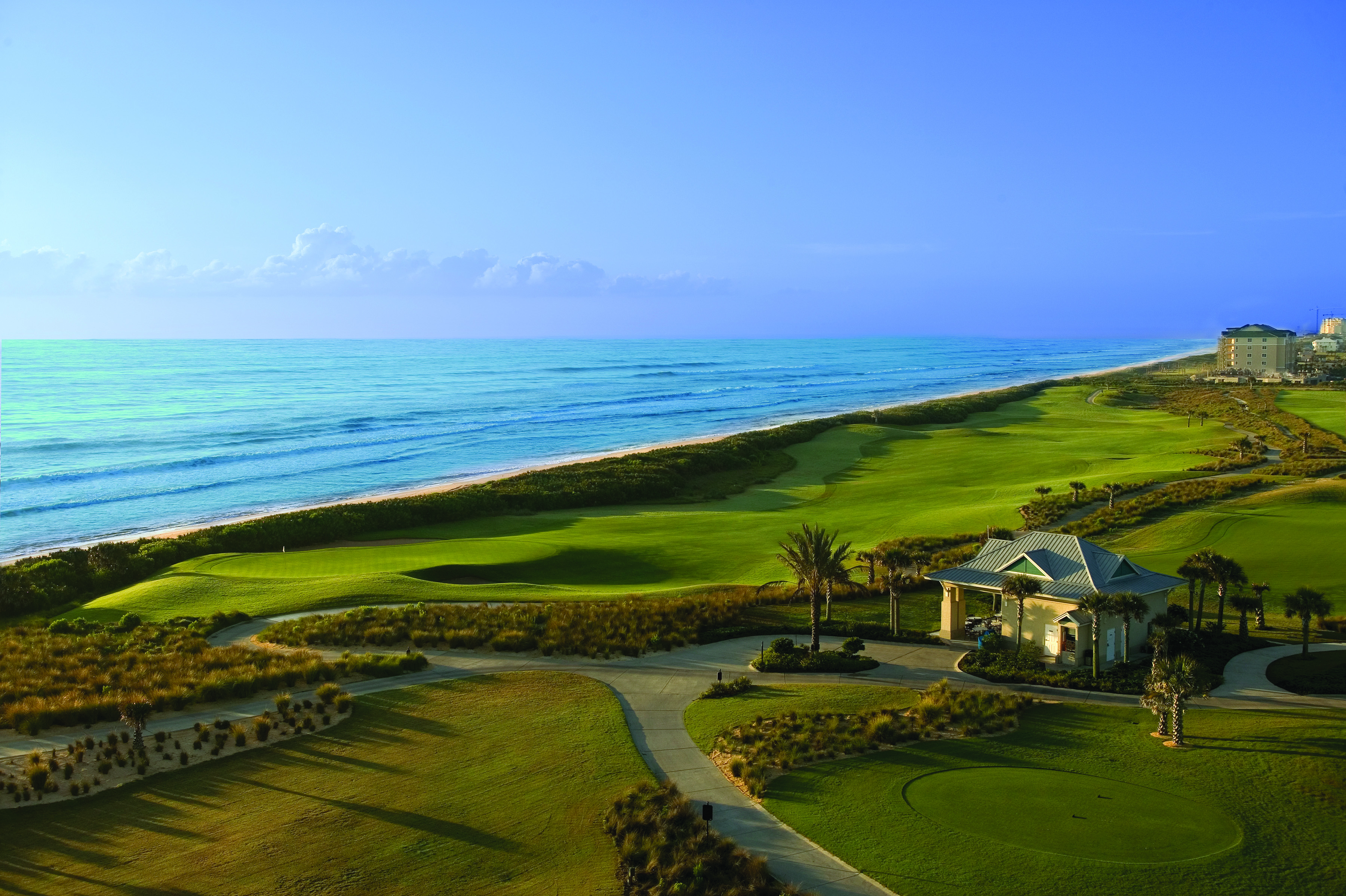 Ocean Course At Hammock Beach Resort On Schedule To Re