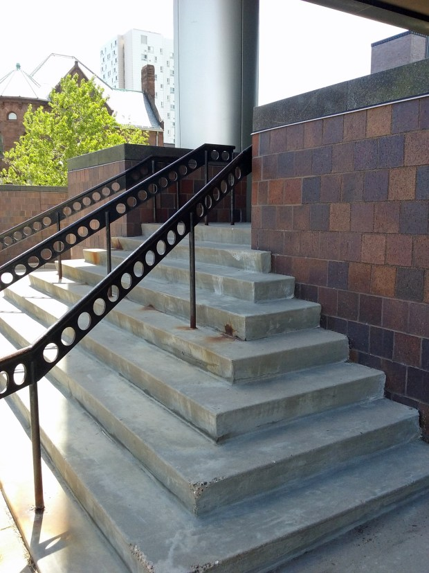 MCTC Stairs to nowhere right side 20180510_124516