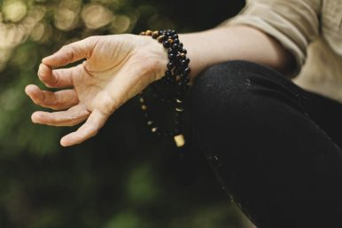 meditation, zen, dhyan, mudra, rudraksh