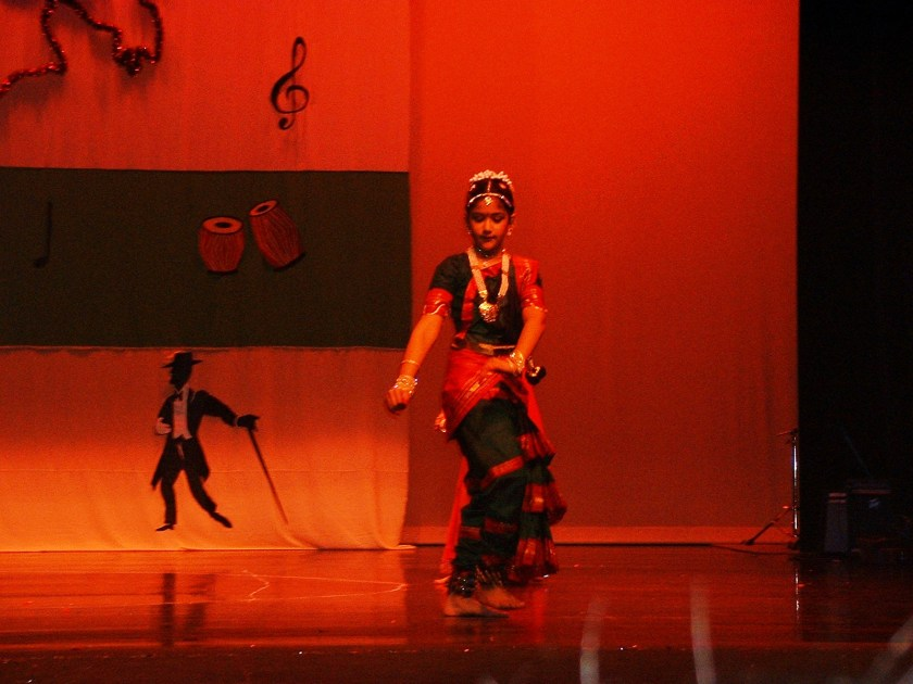 Bharatnatyam, dance, vasundhra, solo performance, stage, tabla, Indian, Classical dance, inner child, creativity