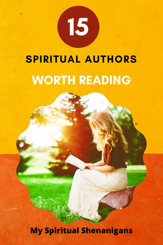 15 Influential Spiritual Authors Worth Reading (& Watching)