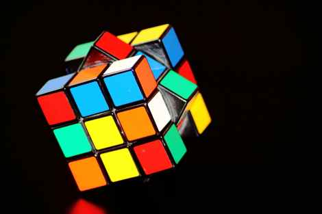 rubik's cube, alignment, logical mind, puzzle