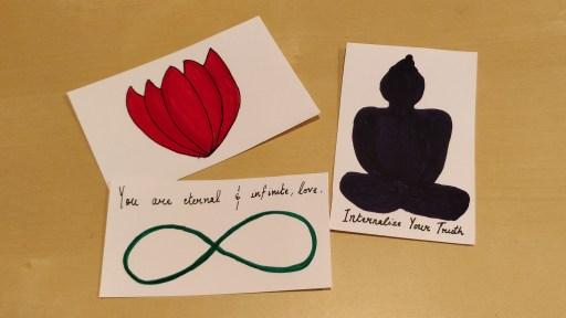 Spiritual bookmarks