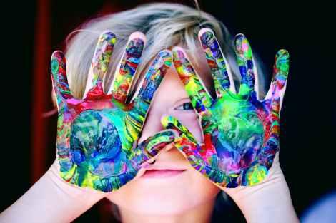inner child healing, carefree children, reparenting