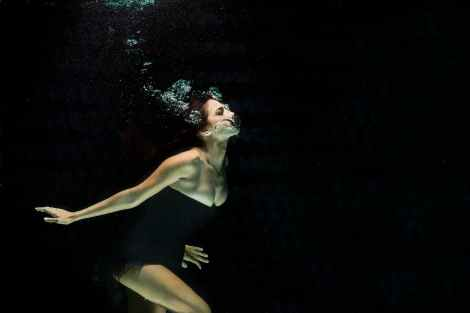 under water, dive into your spiritual journey