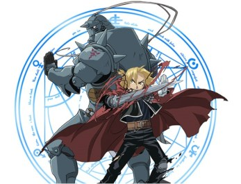 Edward (Fullmetal) and Alphonse Elric