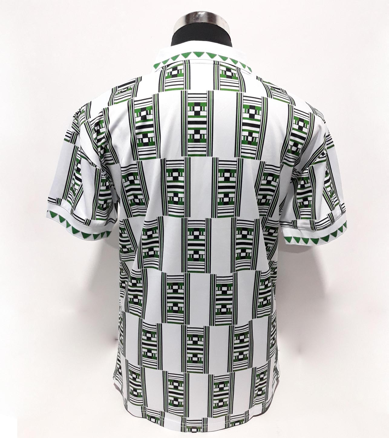 36e6059acb Nigeria1994 World Cup Home Jersey Back - mysportskit