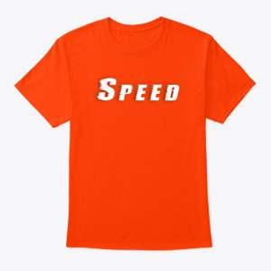 speed shirt