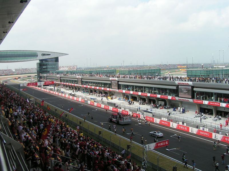 2021 Chinese Grand Prix (Formula One) – Postponed