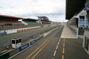 Circuit de la Sarthe, host of 24 Hours of Le Mans