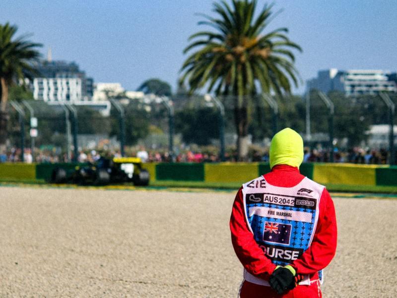 2021 Australian Grand Prix (Formula One) – Cancelled