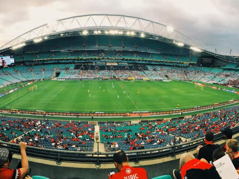 Australia v New Zealand – 2020 Rugby Championship/2020 Tri Nations Series