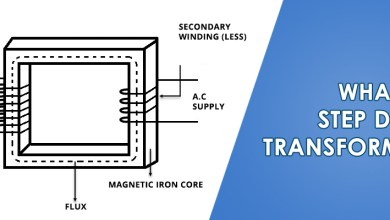 Photo of What is the difference between the step-up and the step-down transformer?