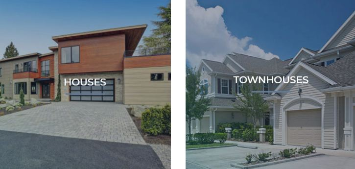 Condos and Townhouse For Sale Cloverdale, Bc
