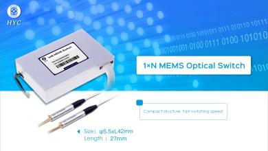 Photo of HYC New Product – 1×N MEMS Optical Switch