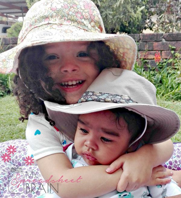 Myang sun hat
