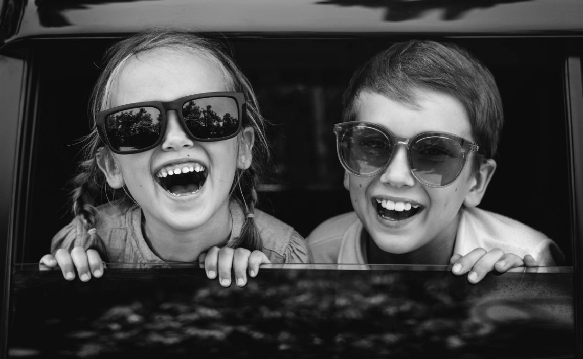 Fun games to play on a road trip with kids: