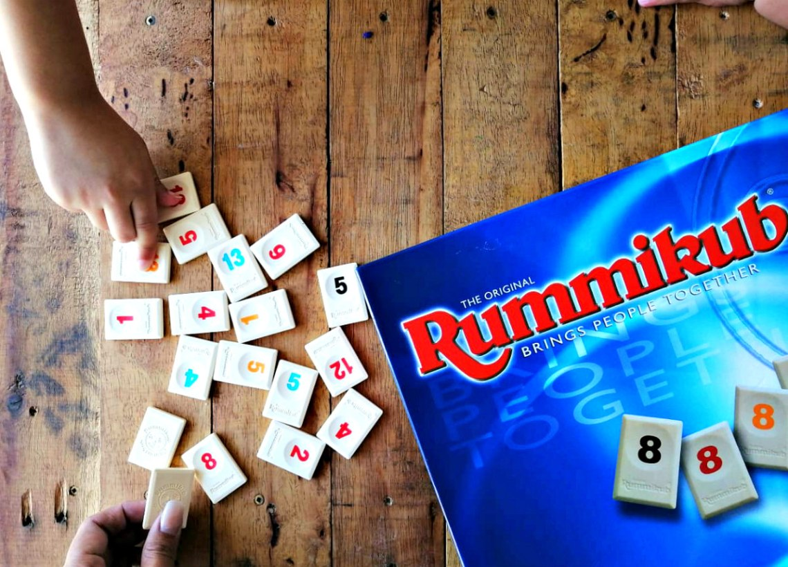 Rummikub is 70