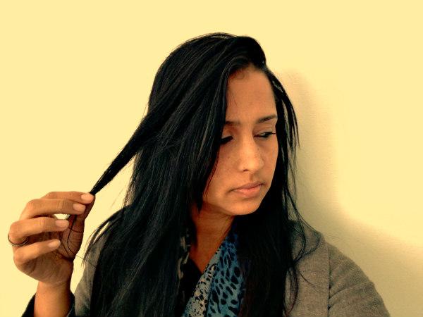 My hair is breaking off