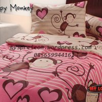 My Love Single - Happy Monkey