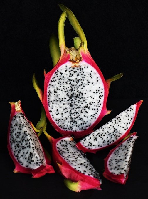 How to Properly Cut a Dragonfruit