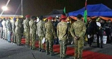 Biafra Security send from Abroad