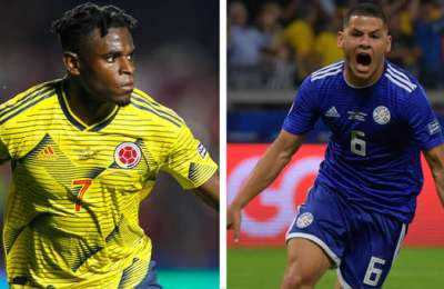 Watch Colombia vs Paraguay Live Streaming – COPA America