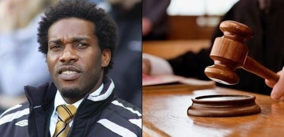 Jay-Jay Okocha Lands In Scotland Court