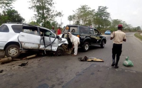Five die in auto crash in Abuja