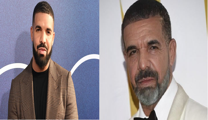 #facechallenge: See Drake in 20 years using #FACEAPP