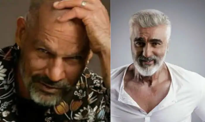 #faceappchallenge: How Celebrities Compete In #faceappchallenge to know what they may look like in 40-years