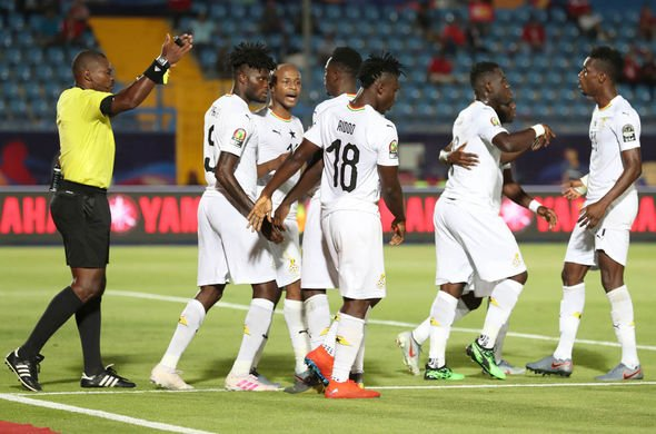 Ghana vs Tunisia Live Streaming