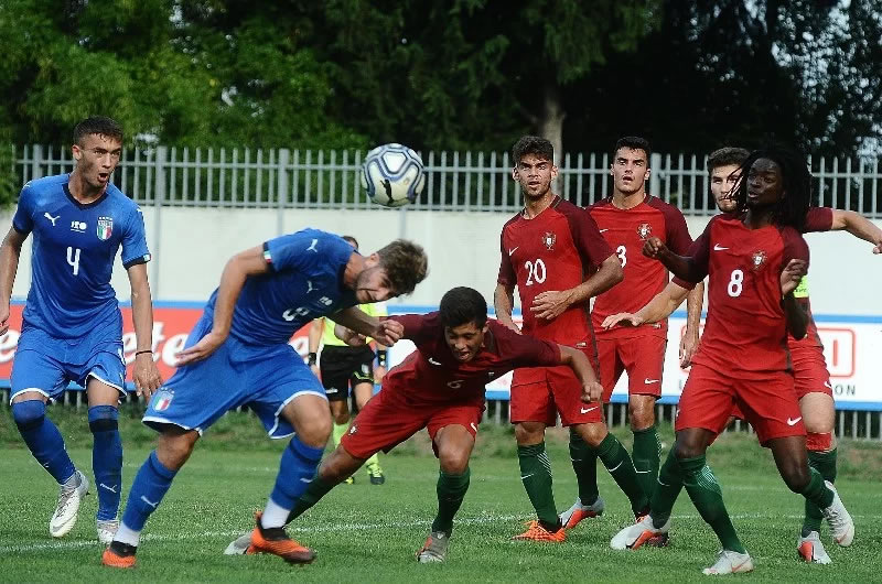 Watch Portugal U19 vs Spain U19 Live Streaming