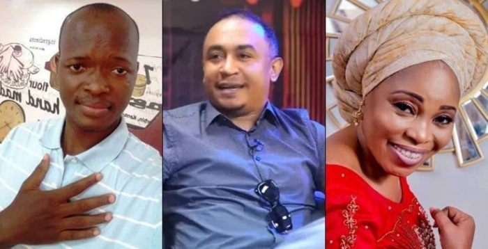 Daddy Freeze Reacts to evangelist