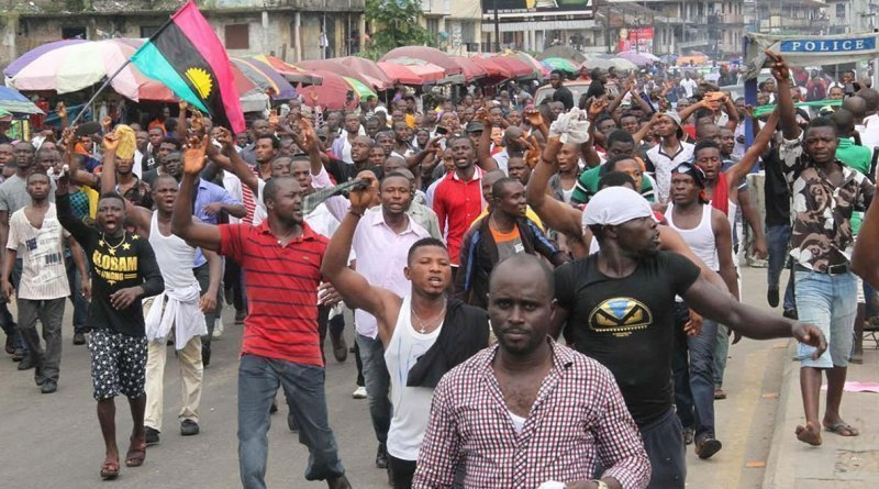 UN put Biafra in the list of Africa Nations
