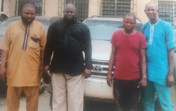 Pastor arrested for stealing and running away with member's SUV