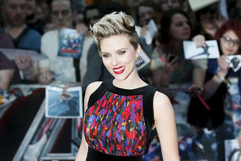Scarlett Johansson tops Forbes' Highest Paid Actresses List for 2019
