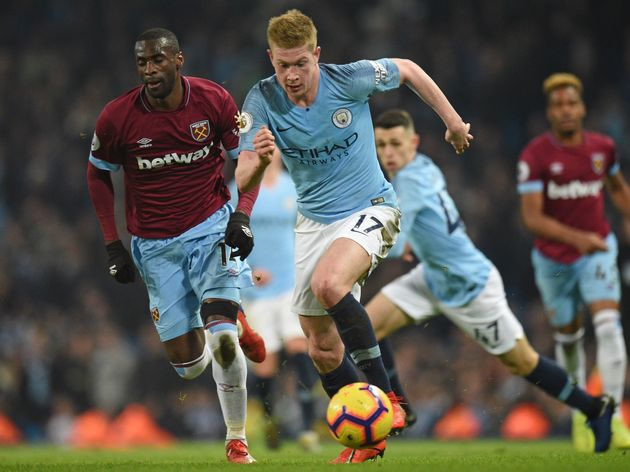 West Ham vs Manchester City Live Streaming