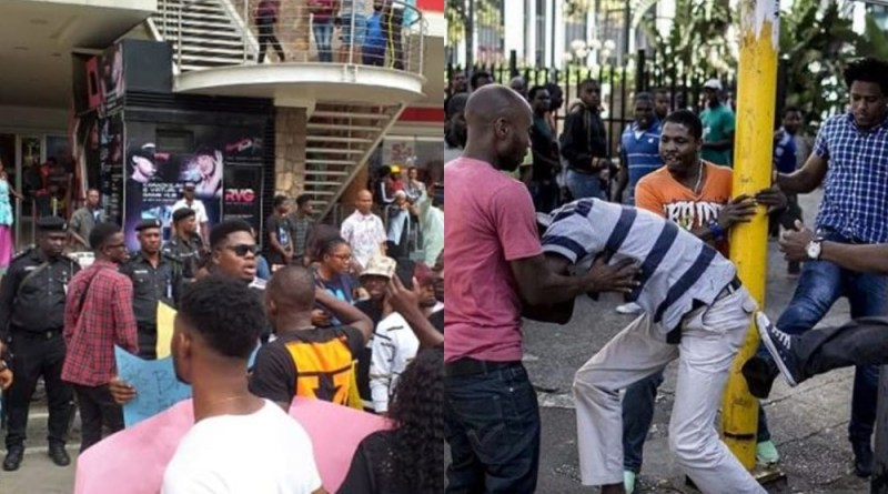 Ikeja Shoprite Shut Down Over Attack In South Africa