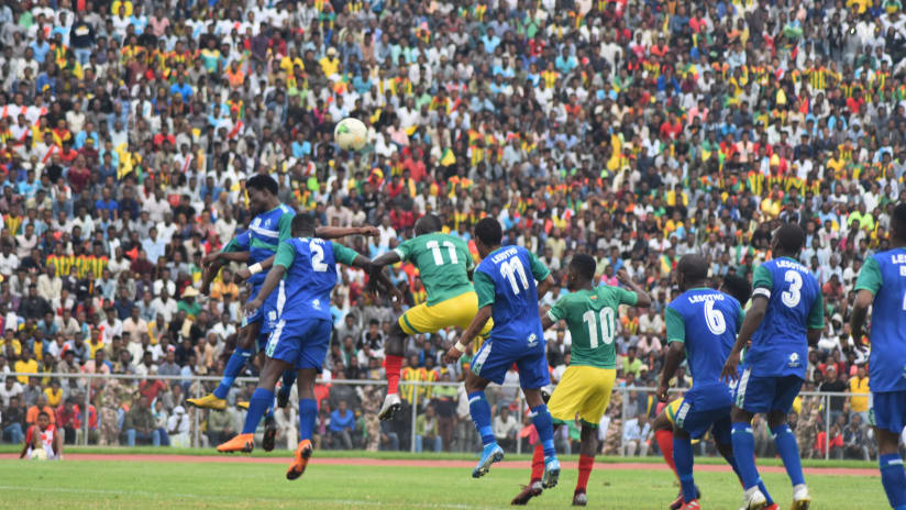 Lesotho vs Ethiopia Live Streaming