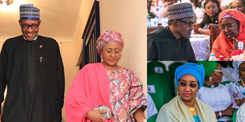 President Buhari Takes A Second Wife Today