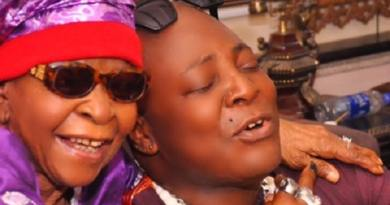 Charly Boy's Mother Is Dead