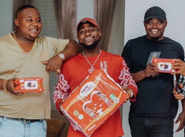 Davido Seals Endorsement Deal For Unborn Child