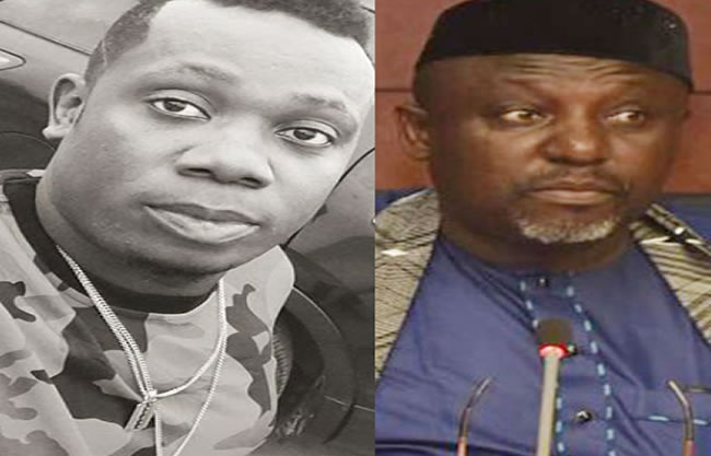 Duncan Mighty writes to Rochas Okorocha