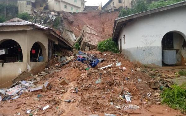 building collapses in Lagos