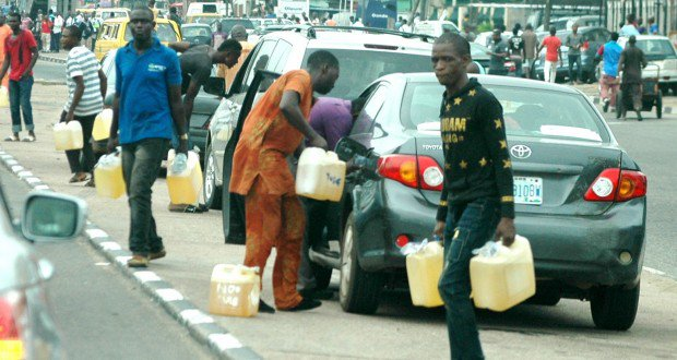 Petrol scarcity hits some part of Nigeria