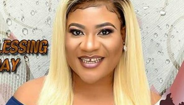 Nkechi Blessing Caught With Sexual Adventure