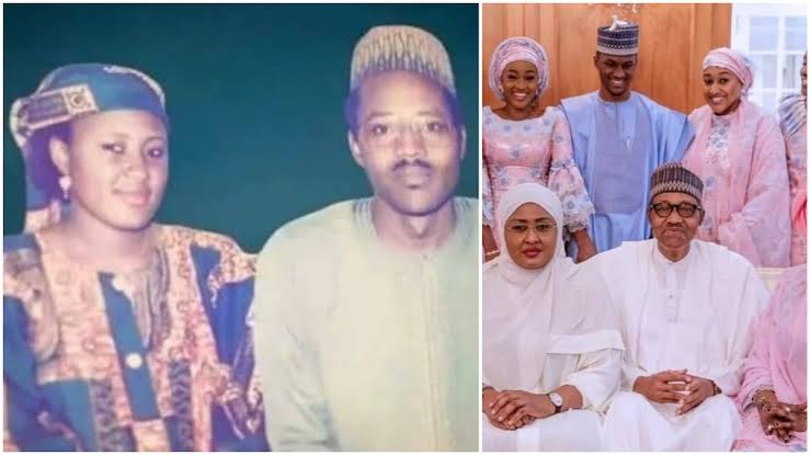 Buhari, Wife Celebrate 30th Wedding Anniversary In Abuja